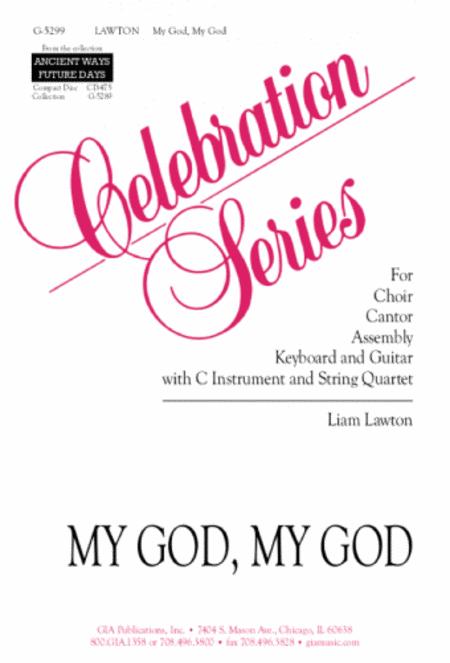 My God, My God (Instrumental Parts)