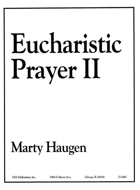 Eucharistic Prayer II - Instrument