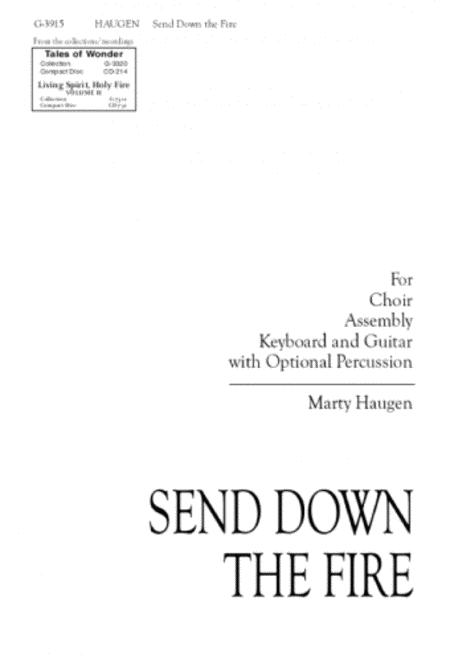 Send Down the Fire - Guitar edition