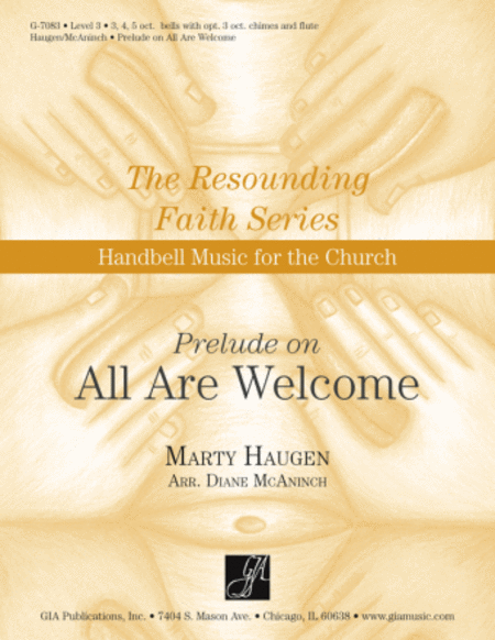 Prelude on All Are Welcome - Handbells