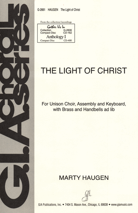 The Light of Christ (Instrumental Parts)