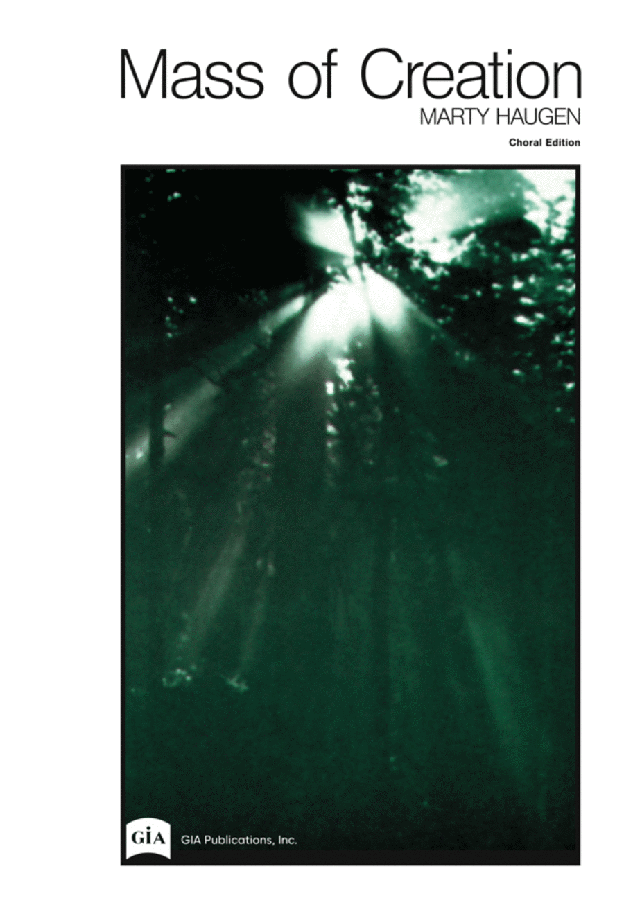 Mass of Creation (Instrumental Parts)