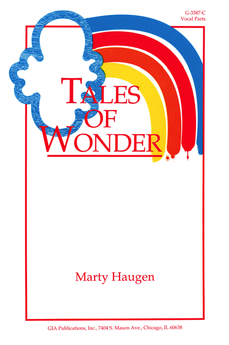 Tales of Wonder - Guitar/Bass Parts