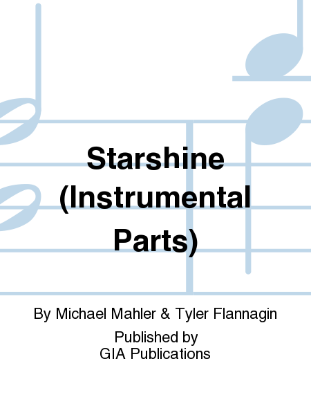 Starshine (Instrumental Parts)