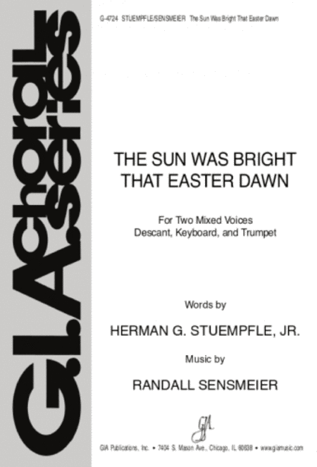 The Sun Was Bright That Easter Dawn (Instrumental part)