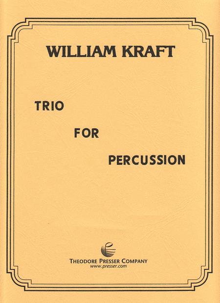 Trio For Percussion