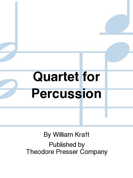 Quartet for Percussion