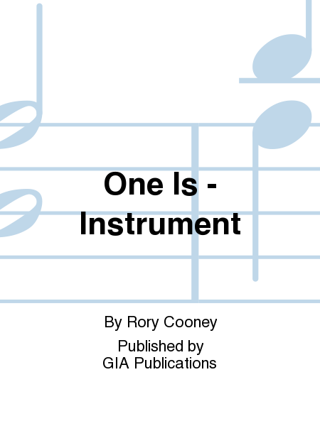 One Is - Instrument
