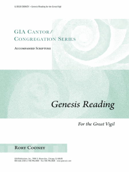 Genesis Reading for the Great Vigil (Choir part)