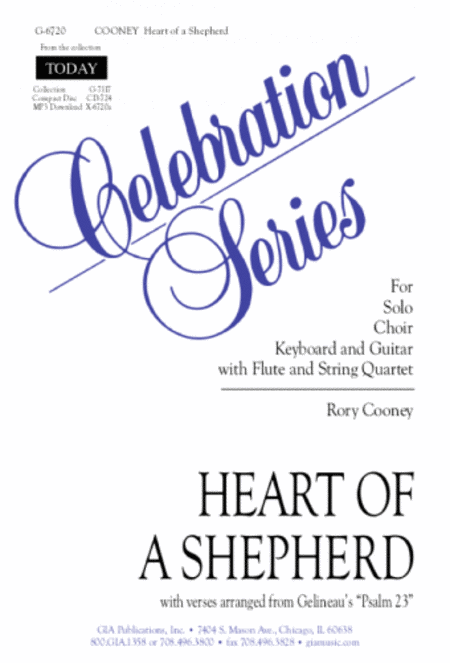 Heart of a Shepherd - Instrument edition