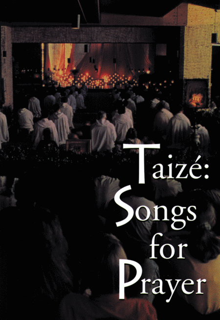 Taize: Songs for Prayer-People's book