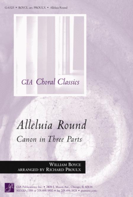 Alleluia Round - Instrument