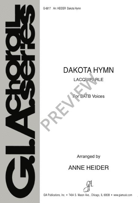 Dakota Hymn