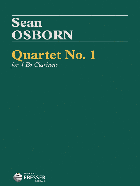 Quartet No. 1