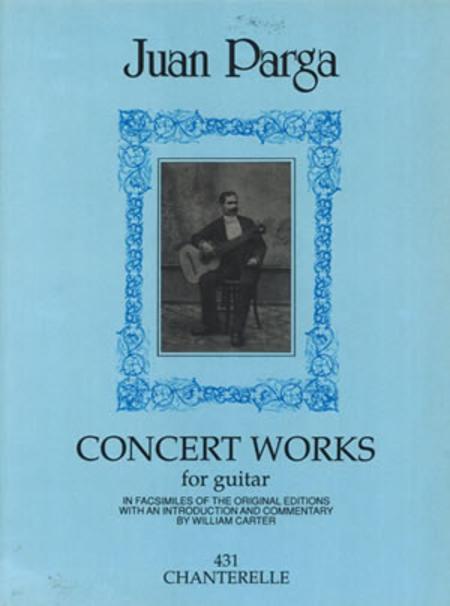 Juan Parga: Concert Works