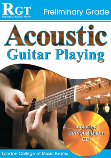 RGT - Acoustic Guitar Playing - Preliminary Grade