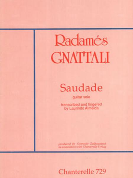 Radames Gnattali - Saudade