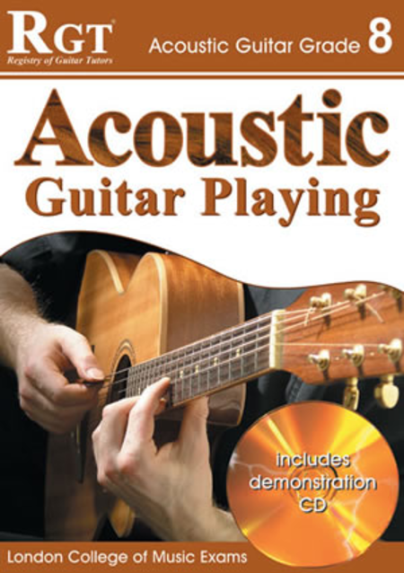 RGT - Acoustic Guitar Playing - Grade 8