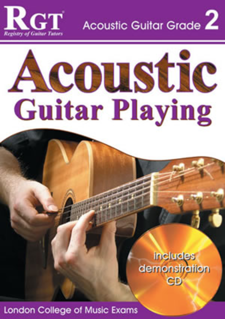RGT - Acoustic Guitar Playing - Grade 2