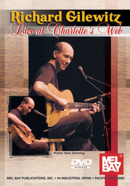Richard Gilewitz Live at Charlotte's Web