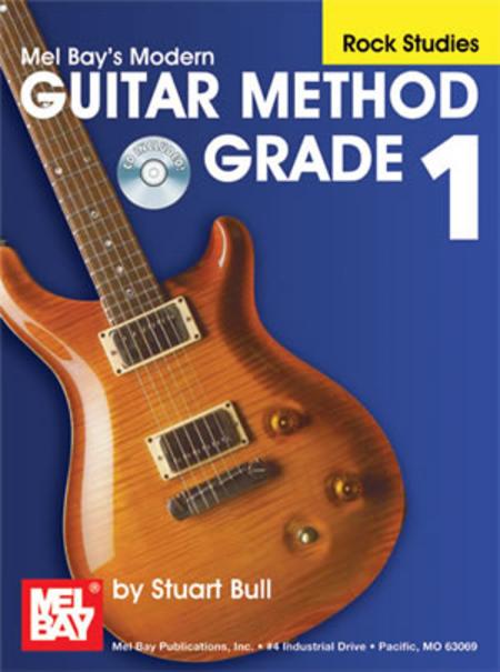 Modern Guitar Method Grade 1: Rock Studies