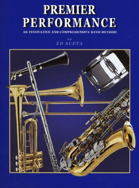 Premier Performance - Trumpet/Cornet Book 1
