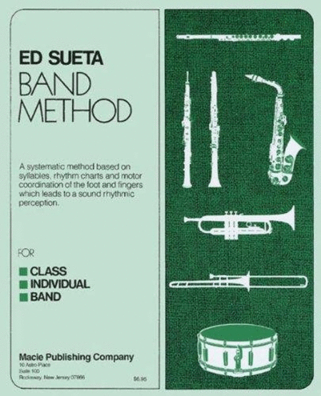 Ed Sueta Band Method - Baritone Treble Clef Book 2