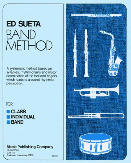 Ed Sueta Band Method - Baritone Bass Clef Book 3