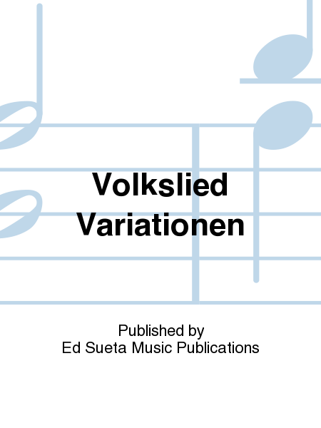 Volkslied Variationen