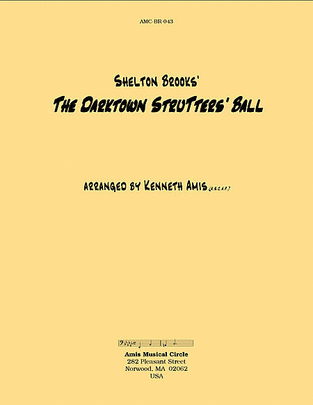 The Darktown Strutters' Ball