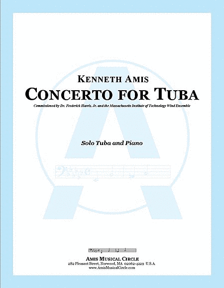Concerto for Tuba and Piano