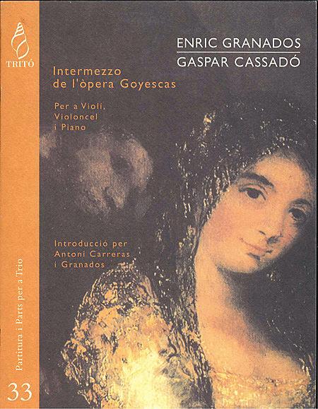 Intermezzo de l'opera Goyescas