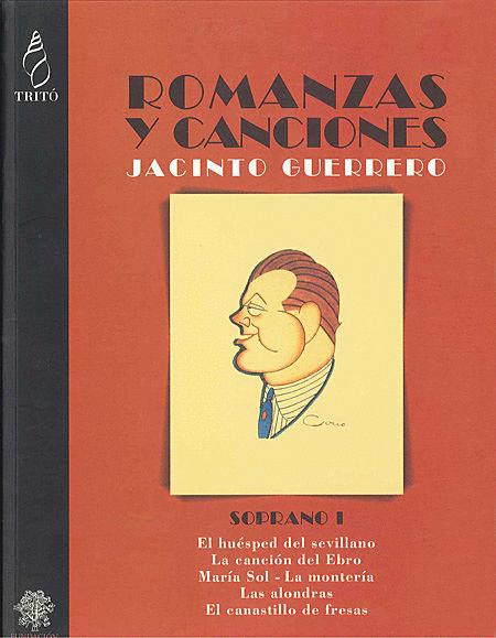 Romanzas y canciones-soprano I