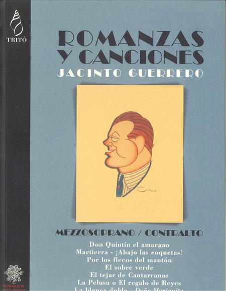 Romanzas y canciones / Mezzo y Alto