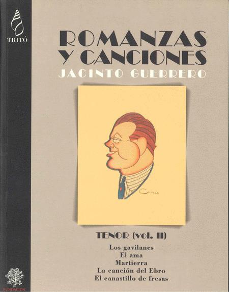 Romanzas y canciones / Tenor II