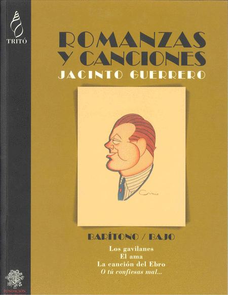 Romanzas y canciones /Baritono y Bajo