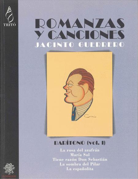 Romanzas y canciones / Baritono I