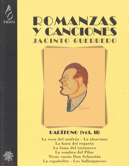 Romanzas y canciones / Baritono II
