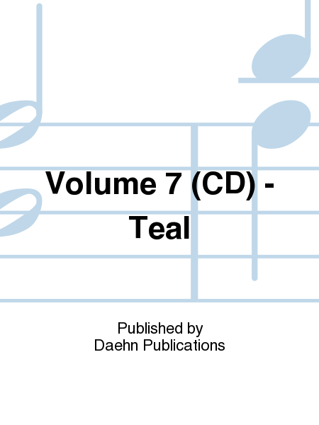 Volume 7 (CD) - Teal