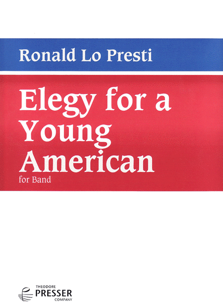 Elegy For A Young American