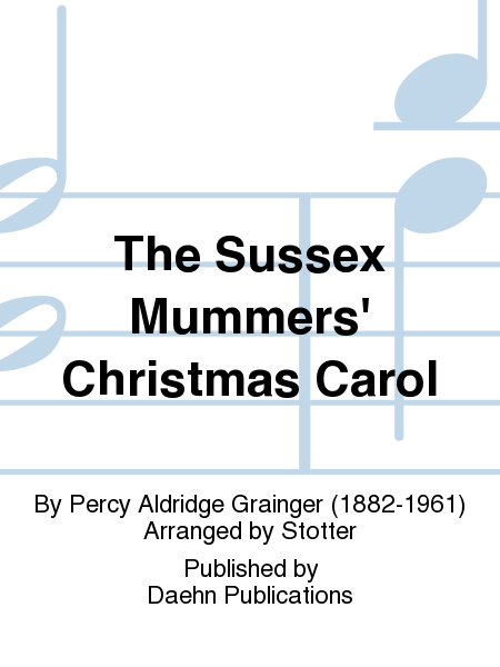 The Sussex Mummers' Christmas Carol