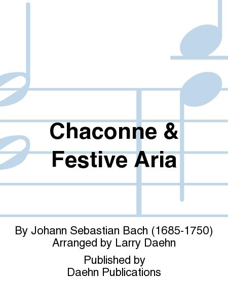 Chaconne & Festive Aria