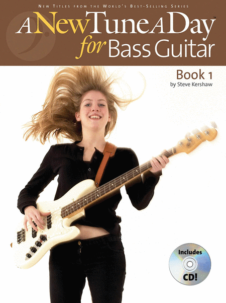 A New Tune a Day - Bass Guitar, Book 1