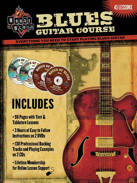 House of Blues - Blues Guitar Course