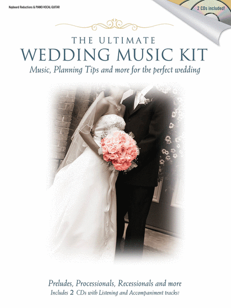The Ultimate Wedding Music Kit
