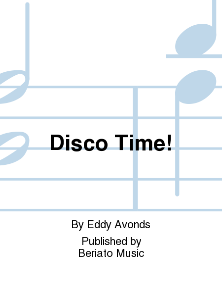 Disco Time!