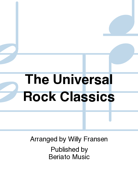 The Universal Rock Classics