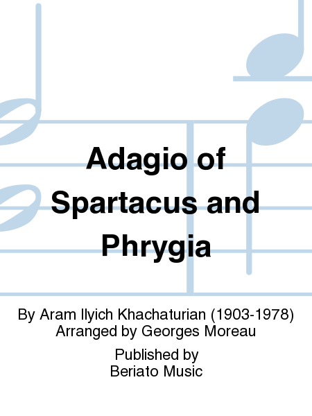 Adagio of Spartacus and Phrygia