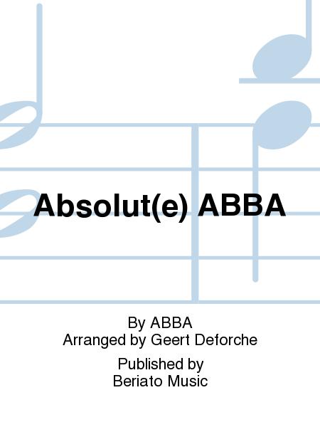 Absolut(e) ABBA