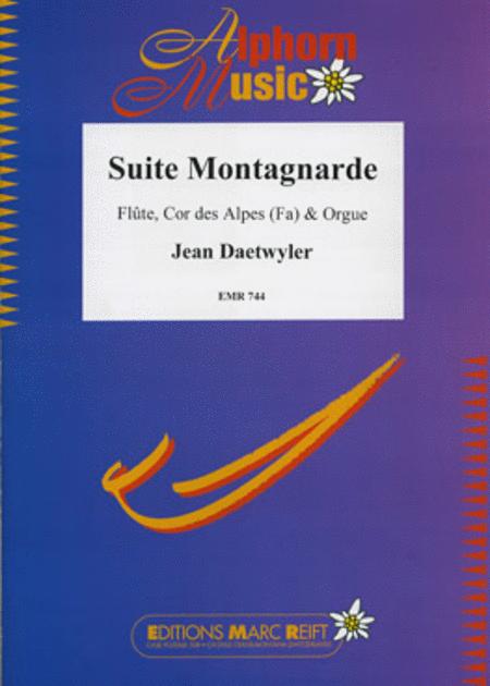Suite Montagnarde (Alphorn in F)